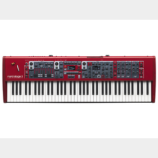 CLAVIA Nord Stage 3 HP 76 【11月18日18:00までのスマッシュセール!】【オータムセール!!】