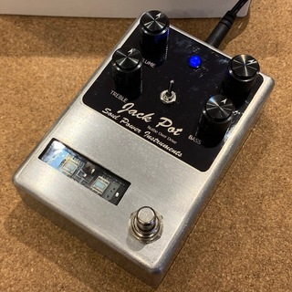 Soul Power Instruments JACK POT(Viper)  無垢 NutubeOverDrive/ 真空管オーバードライブ