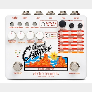 ELECTROHARMONIX Grand Canyon