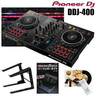 PioneerDDJ-400+LAPTOP STANDセット 【渋谷店】