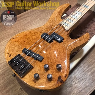 LTD RB-1004BM【Honey Natural】~Francis Rocco Prestia Signature Model~