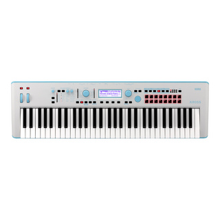 KORG KROSS2-61 Special Edition Gray-Blue【1台限定箱ボロ特価】