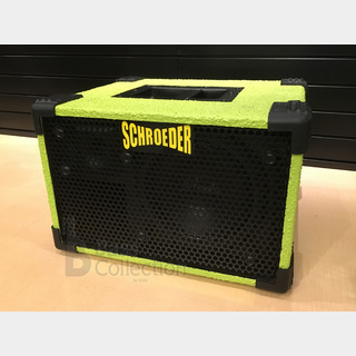 SCHROEDER The Mini 8+LIGHT (Lime Green) [8Ω/400W]