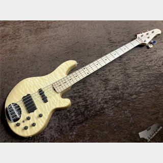 Lakland SL55-94 Deluxe【Natural Translucent / Maple FB】