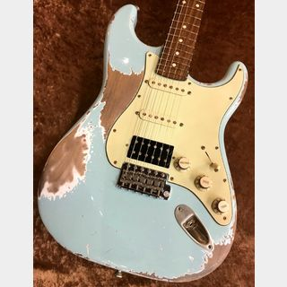 Xotic XSC-2 -Sonic Blue / Super Heavy Aged-