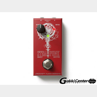 J.Rockett Audio Designs JET Series Steampunk Boost/Buffer