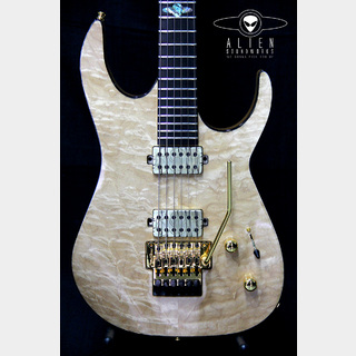 Alien SoundworksSolarian6 FTR 5A quilt maple