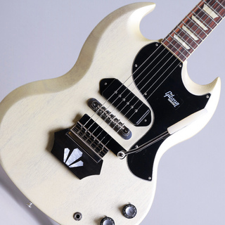 "Gibson Custom Shop Brian Ray '62 SG Junior ""White Fox"" S/N:BR 1037"