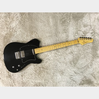 Buzz Feiten Guitars BF-NT Black 【中古品】