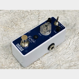 RevoL effects EOD-01 NAVY BLUE OVERDRIVE