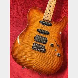 TOM ANDERSON Top T -Honey Shaded Edge with Binding- 【激鳴り】【ショッピングクレジット48回無金利&超低金利】