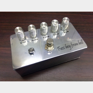 Takky Engineering Fuzz boy from hell