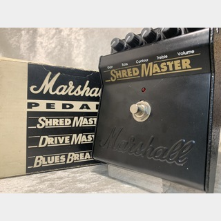 Marshall SHRED MASTER MADE IN ENGLAND