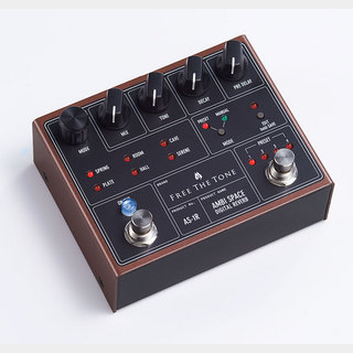 Free The ToneAMBI SPACE AS-1R (DIGITAL REVERB)