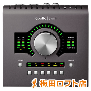 Universal Audio ApolloTwinMKII/QUAD