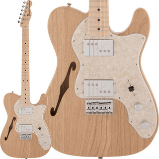 Fender Made in Japan Traditional 70s Telecaster Thinline (Natural)