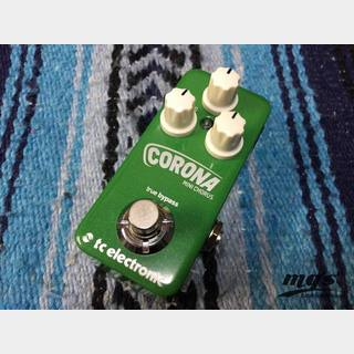 tc electronicCorona MINI Chorus