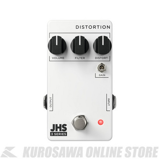 JHS Pedals 3 Series DISTORTION ≪ディストーション≫ 【送料無料】