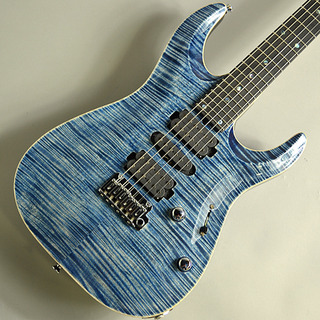 T's Guitars DST-Pro24Carvedtop5AFMTranceBlueDenim【6月16日(土)~9月30日(日)最大36回払いまで分割手数料0円!!】