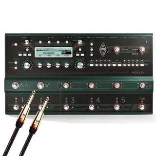 KemperPROFILER STAGE  Monster Cable / M ROCK2-12 12ftプレゼント!【池袋店】