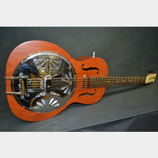 Gretsch G9200 Boxcr Round-Neck Resonator Guitar