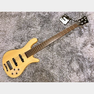 Warwick RockBass Streamer LX 5 Natural Transparent Satin【アウトレット特価】【2019年製】