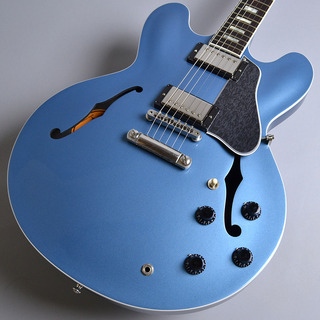 Gibson 2016 Limited Run ES-335 Pelham Blue S/N:10527712 セミアコギター ES335 【未展示品】
