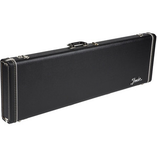 Fender JAZZ BASS MULTI-FIT HARDSHELL CASES Black with Orange Plush Interior ハードケース ジャズベース用
