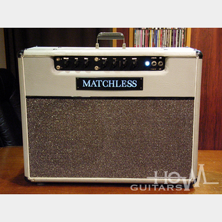 Matchless1993年製 DC-30 Gray Sampson-Era [Bright International 100V]