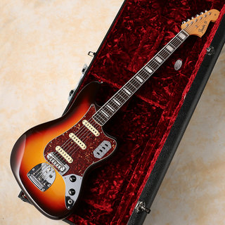 Fender Custom ShopTeam Build Custom 1967 Bass VI (3-Color Sunburst) Closet Classic