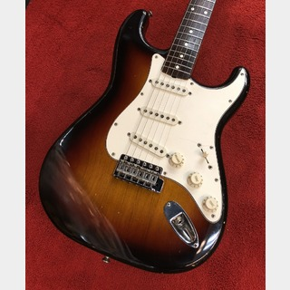 Fender Japan ST62-115 3-Tone Sunburst 【82年製! JV Serial】