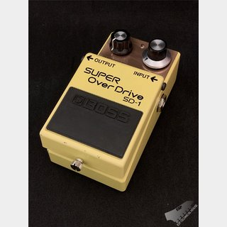 OAK Analog Effects Industry SD-1 997R 【BOSS SD-1 Mod】