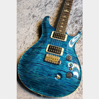 Paul Reed Smith(PRS) 35th Anniversary Custom24 10Top Aqua Marine #0306991【選定個体】【極杢・極音個体】
