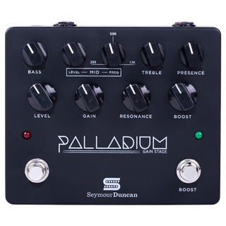 Seymour Duncan Palladium -Gain Stage-  Black