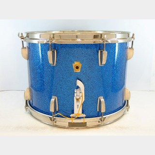 "WFL 【ヴィンテージ】【海外買付品】1950s Field Drum 14""×10"" Blue Sparkle【送料無料】"