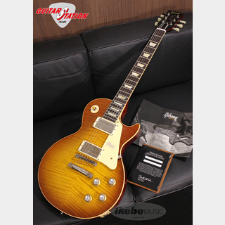 Gibson Custom Shop Historic Collection 1960 Les Paul Standard Reissue VOS Iced Tea Burst 【現地選定品】