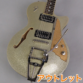 Duesenberg Starplayer TV Silver Sparkle セミアコ 【アウトレット】