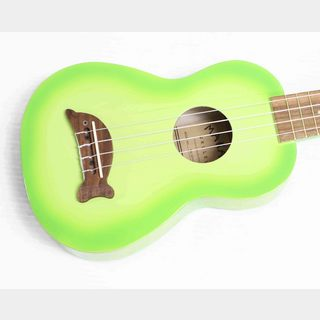 MAKALA MK-SD GREEN APPLE BURST SOPRANO DOLPHIN