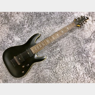 SCHECTER Demon-7 AD-DEMON-7 ASBN (Aged Black Satin) 【限定モデル】【7弦】