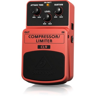 BEHRINGERCL9 COMPRESSOR LIMITER ギターエフェクター