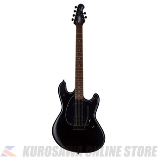 Sterling by MUSIC MAN S.U.B.Series Stingray Gutar -Stealth Black- (ご予約受付中)【送料無料】