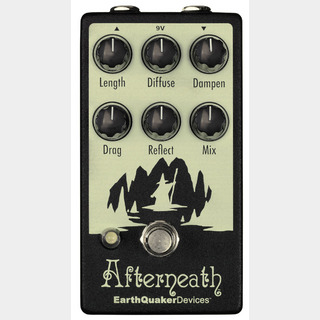 Earth Quaker Devices EarthQuaker Devices / Afterneath リバーブ 【心斎橋店】