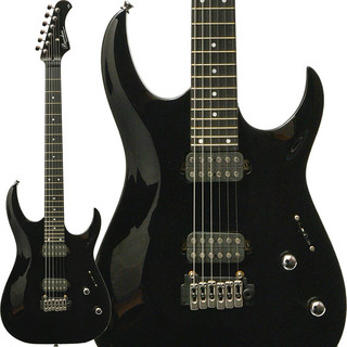 Bacchus GLOBAL Series GRACE-ATS (BLK/リッチライト指板) 【特価】