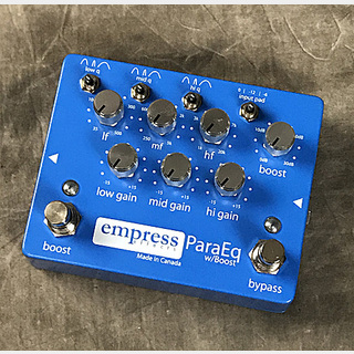 Empress Effects Para EQ with Boost 【新宿店】