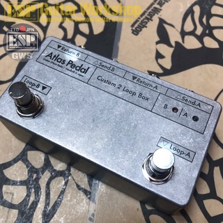AtlasPedal Custom 2 Loop Box 【Custom Product】