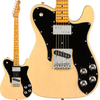Fender USAAmerican Original 70s Telecaster Custom (Vintage Blonde) [Made In USA]]【お取り寄せ品】
