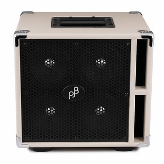 Phil Jones Bass Compact 4 (White Tolex) [Compact Speaker Cabinet] 【限定カラー】