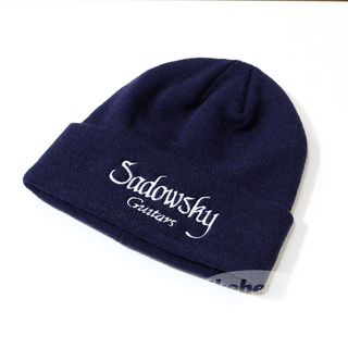 Sadowsky Knit Cap [Navy Blue]