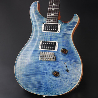 Paul Reed Smith(PRS) 2020 Custom 24 Lacquer Finish Faded Blue Jean Pattern Thin Neck  【S/N 20 298317】 【御茶ノ水本店】