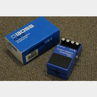 BOSS BOSS CS-3 Compression Sustainer 中古